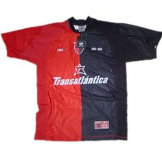 Newell's Old Boys Home football shirt 2002 - 2003
