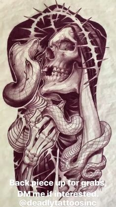 Tattoo Design Drawings, Tattoo Designs, Yogi Tattoo, Cool Pencil Drawings, Neo Traditional Tattoo, Skull And Bones, Skull Art, Chicano, Totoro