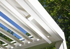 Pergola With Retractable Canopy Deck With Pergola, Diy Pergola, Aluminum Pergola, Backyard, Patio, Retractable Canopy, Timeless Design, Live Life, Blinds