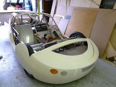 Urbee 2, the 3D-printed car