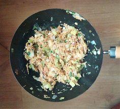 Hoje o jantar foi alho francês à brás! Receita já disponível no blog  #alhofrancesbras #receita #vegetarian #trespontos by monica_3pontos http://ift.tt/20DqEMC
