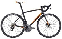 Giant TCR Advanced Pro 1 Disc http://www.bicycling.com/bikes-gear/recommended/17-for-2017-the-best-road-bikes-of-2017/slide/8