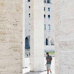 Mother Teresa Square ( our very own Albanian Saint ). Photo by: @fjonazanaliu  #beauty_of_albania #albania #shqiperia #architecture #archilovers #motherteresa #saint #tirana #urban #univeristy #europe #ig_europe #traveleurope #travel #tourist #tourism #investinalbania #invest #visitalbania #visit #explore #coloursofalbania #colorsofalbania #vision #balkan #photo #photography #photooftheday