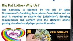Big fat lottos online lottery portal increase your chances of winning.