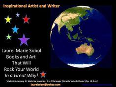 Laurel Marie Sobol Books and Art