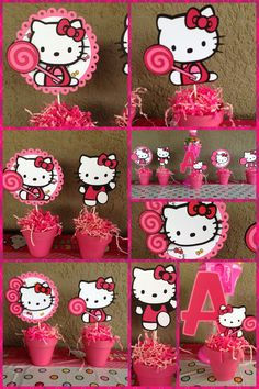 Hello kitty sweets deco by me... Mayrahdz