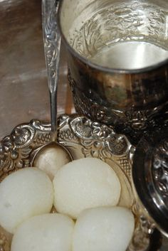 Rasgulla, famous Bengali Sweet