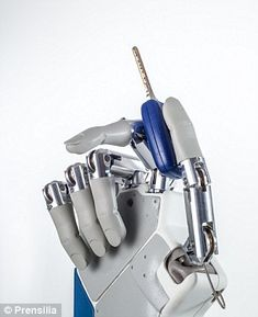"Originally a concept in science fiction, bionic limbs are now becoming a reality, some even boasting the ability to let the user ""feel"" again."
