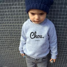 "Sweat Kid ""Chou"""