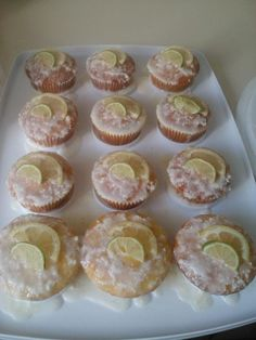7-Up Cupcakes