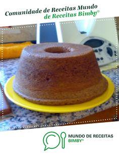 Bolo Fofo de Chocolate de Wandinha. Receita Bimby<sup>®</sup> na categoria Sobremesas do www.mundodereceitasbimby.com.pt, A Comunidade de Receitas Bimby<sup>®</sup>.