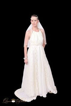 TeKay Designs:Queen Of The Brides collection at the Haute Couture Fashion Show.
