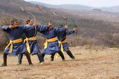 "Horseback Archery School ""The Way of the Horse and Bow"""