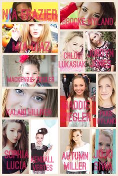 This is for my Faldc!!!!!PLEASE Comment who you want to be!!!Maddie is taken and chloe.