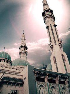 Abu Bakr Mosque, Egypt