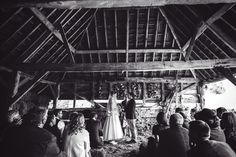 North Hidden Barn Wedding Photography : Ruth & Neil