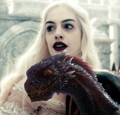 Rhaella Targaryen, wife of The Mad King, Mother of  Rhaegar, Viserys, and Daenerys Targaryen