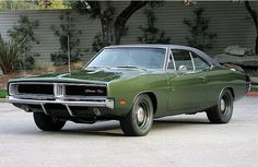 1969 Hemi Charger R/T