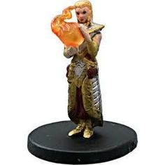 D&D Attack Wing Wave 1 Expansion pack Sun Elf Wizard Wizkids Heroclix