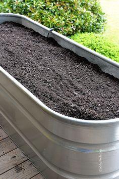 Raised Vegetable Garden Beds Can Be A Great Gardening Option – Handy Garden Wizard Garden Soil, Raised Garden Beds, Herb Garden, Lawn And Garden, Garden Landscaping, Raised Beds, Big Garden, Garden Gate, Landscaping Ideas