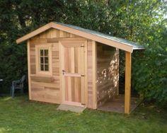 Abri de jardin en bois ermitage 15 m leroy merlin - Retrete leroy merlin ...