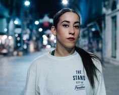 Back in the dayz... On the run with @diifeeling awesome HipHop dancer and beautiful people. Check out her work! . New pics the whole series at oscargorriz.com /link in bio. . #hiphop #hiphopdance #breaks #breakdance #bgirl #streetphotography #streetart #art #portrait #vigo #galiza #night #ontherun #funk #dance #flow #lights #meeting #collab #portraitphotography #canon #50mm