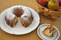 Apple Pound Cake from SouthernPlate: This is an old fashioned cake that really has the texture and taste of a pound cake with apple-y goodness tossed in. Although the traditional ingredients for pound cake aren't there – there is far less sugar and no butter, you'll still get the feel and taste of pound cake with the dense moistness.