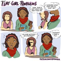 flat girl problems comics will try to update weekly bleh