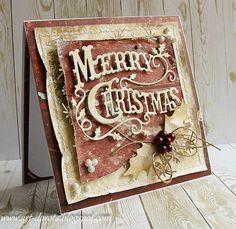 Dorota_mk: Święta, święta.....Idea only!