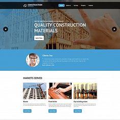 Template 55675 - Explore Business Moto CMS HTML Template