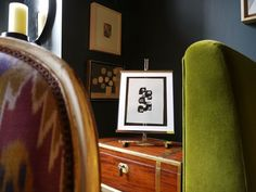 Eric Cohler Design: Study Space #EricCohler #NYSD #interior #design