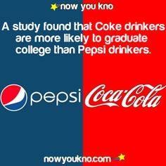 THIS IS CRAP. AHA PEPSI RULES. IF YOU KNOW ME AND MY FAMILY YOU KNOW THIS IS FALSE.  AHA