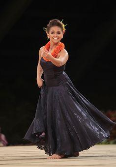 So beautiful-Manalani Mili Hokoana English captured the title of Miss Aloha Hula Thursday night at the Merrie Monarch Festival competition in Hilo.