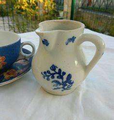 Vintage French Coffee Bowl 1930s Café Au Lait Cup Pinterest Bowls And White