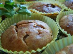 Wytrawne mufinki z oliwkami - świetne na majówkę