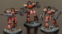 Mechanicum Domitar Battle-automata