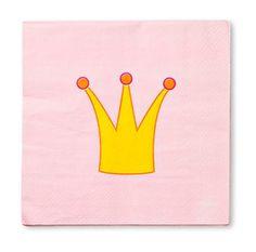 crown napkins | some crown napkins