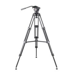 Introducing 3Pod V3AH Anodized Aluminum Video Tripod with 2way Fluid Head and QuickRelease Plate. Great Product and follow us to get more updates!