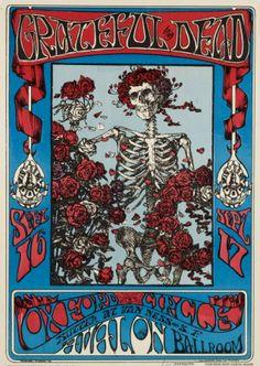 Grateful Dead - Kelley-Mouse - 1966 http://jpdubs.hautetfort.com/archive/2010/08/01/l-epoque-psyche-pop-60-s-70-s.html