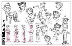 character design disney - Buscar con Google