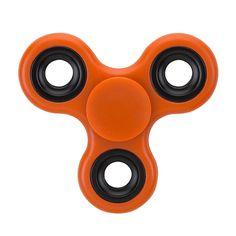 Valumark Orange Fidget Spinner