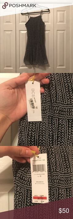 Bcbg dress Pattern bcbg dress with tags!!! BCBG Dresses Mini