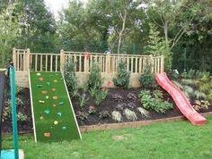 Sugestão pra transformar o jardim em diversão. <3