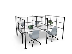 Spacestor | Palisades Vista Office Safety, Space Dividers, Acrylic Panels, Flexible Working, California Cool, Workspace Design, Acoustic Panels, Contract Furniture, Sustainable Design