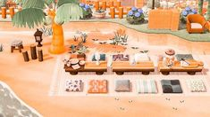 Animal Crossing Memes, Animal Crossing Qr Codes Clothes, Animal Crossing Pocket Camp, Motifs Animal, Hero Wallpaper, Cute Little Animals, Island Design, New Leaf, Layout Inspiration