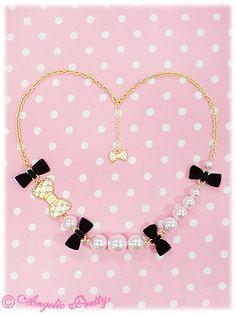 Cinema Doll Necklace