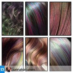 #Repost @jonnakarjunen・・・My week of #hair #color ❤️ #hairlove #ilovemyjob #KCTeam #kcprofessional #Optikalist #colormaskpaint