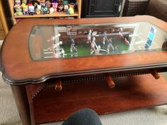 Foosball Coffee Table from Big Lots 26999 A little of this A