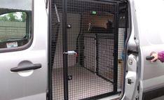 Heavy duty side gate