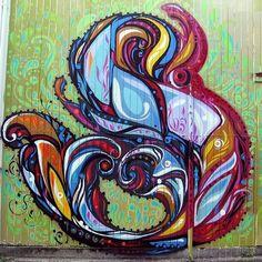 "Various Art Graffiti Alphabet Letter - Unique and Full Color    Graffiti Tutorial {The Letter ""S""}"